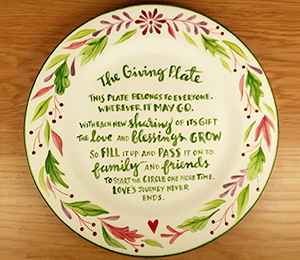 Long Beach The Giving Plate