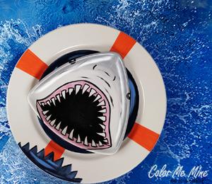 Long Beach Shark Attack!