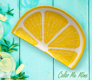 Long Beach Lemon Wedge