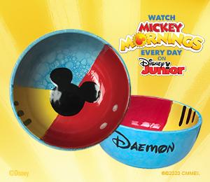 Long Beach Mickey's Bubble Bowl