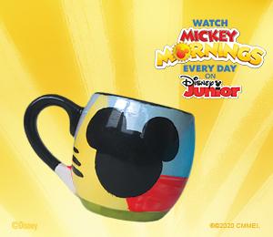 Long Beach Mickey's Bubble Mug