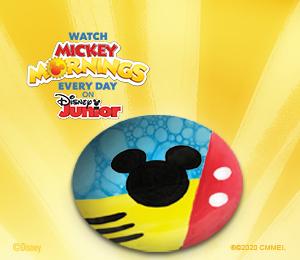 Long Beach Mickey's Soap Dish