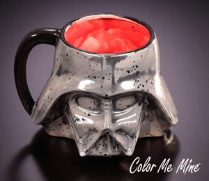Long Beach Darth Vader Mug