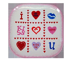 Long Beach Valentine's Tic Tac Toe