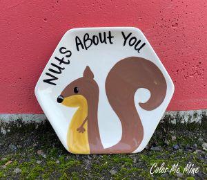 Long Beach Squirrel Plate