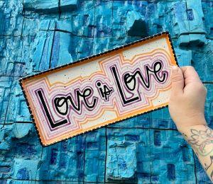 Long Beach Love is Love