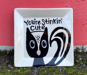 Long Beach Skunk Plate