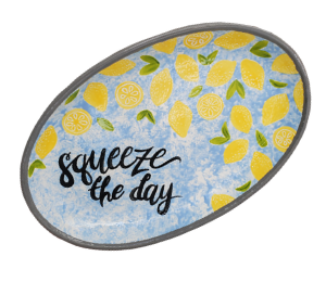 Long Beach Lemon Platter