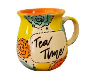 Long Beach Tea Time Mug