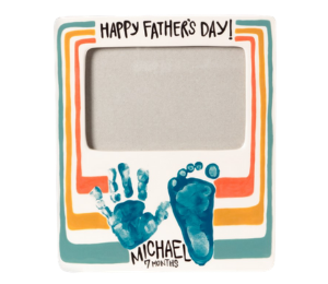 Long Beach Father's Day Frame