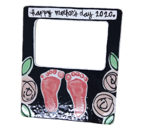 Long Beach Mother's Day Frame