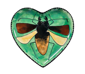 Long Beach Titan Beetle Plate